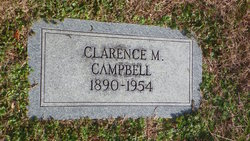 Clarence Moore Campbell