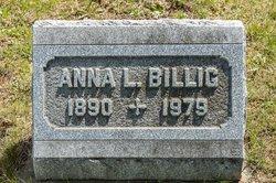 Anna L. <i>Baker</i> Billig