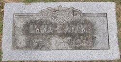 Emma E. Adams