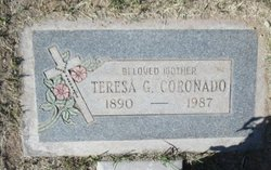Teresa <i>Garcia</i> Coronado