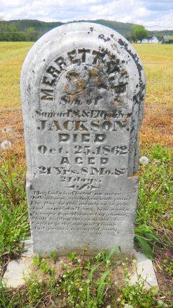 Merrett Vanie Jackson