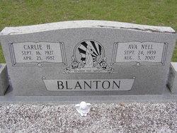 Ava Nell <i>Dales</i> Blanton