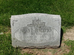 Brian E. Bee Real Pendleton