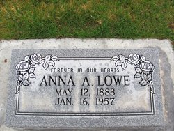 Anna A. Lowe