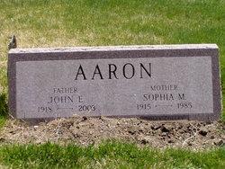 John E. Aaron