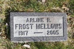 Arline R. <i>Marshall</i> Mellows