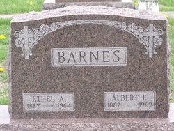 Ethel Alvina <i>Phillips</i> Barnes