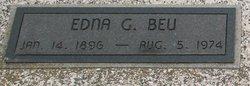 Edna Gertrude <i>May</i> Beu