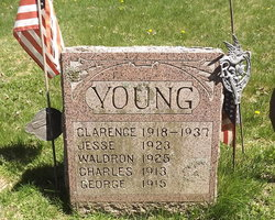 PFC Waldron D. Young
