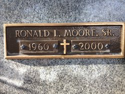 Ronald Lee Ronnie Moore, Sr