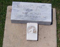 Augustus Avant