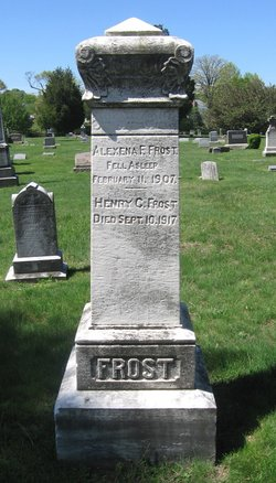 Harry F Frost