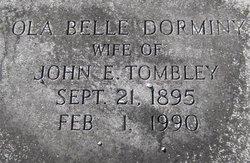 Ola Belle <i>Dorminy</i> Tombley
