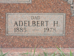 Adelbert Henry Bert Balser