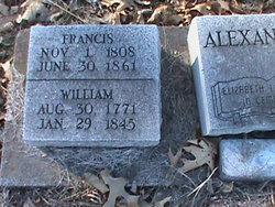 Francis Alexander