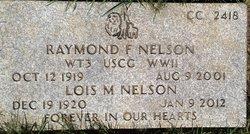 Raymond F Nelson