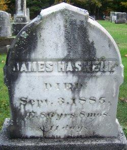 James E. Haskell, Sr