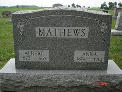Anna <i>Mason</i> Mathews