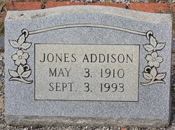 Jones Addison