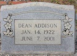 Dean Addison