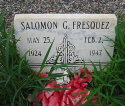 Salomon Fresquez