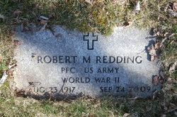 Robert M Redding