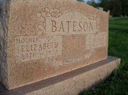 Elizabeth <i>McDonald</i> Bateson