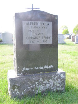 Lorraine I <i>Perry</i> Feola