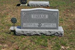 Bertha Florence <i>Eby</i> Farrar