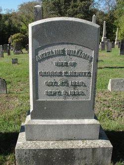 Anzeline <i>Williams</i> Hewitt