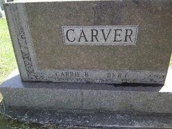 Albert Bert Carver