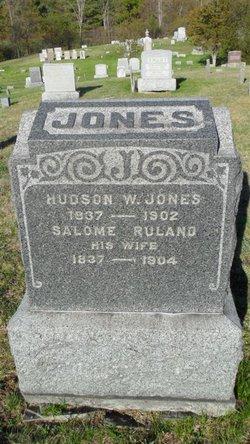 Salome <i>Ruland</i> Jones