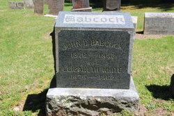 John D Babcock