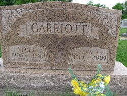 Virgil R Garriott