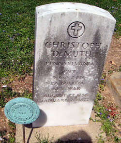 Christopher Demuth