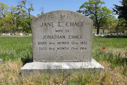 Jane C. <i>Moon</i> Chace