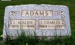 Lucia Adaline Addie <i>MacDonnell</i> Adams