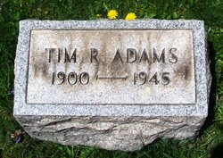 Timothy Richard Adams