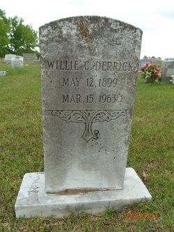 Willie C Derrick
