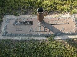 Leitha <i>Davis</i> Allen