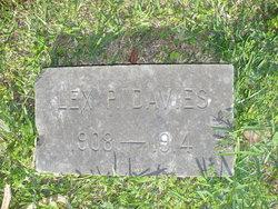 Lex P. Davies