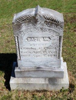 Sadie M. Black