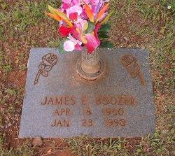 James Edward Boozer