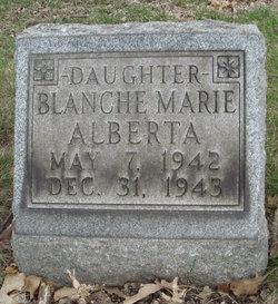 Blanche Marie Alberta