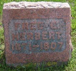 Frederick Elmer Fred Herbert