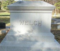 Mary Frances <i>Bennett</i> Welch