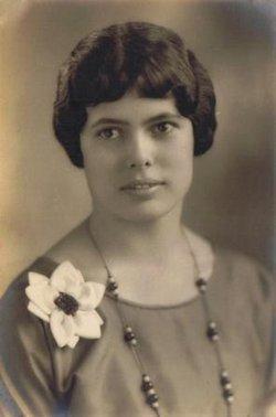 Clara Thelma <i>Roush</i> Page