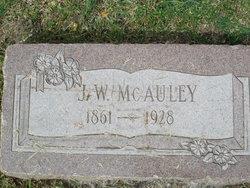 John William McAuley