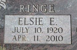Elsie E. <i>Bohlmann</i> Taugner Ringe