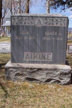 Osmer H Aikine
